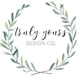 Truly Yours Designs