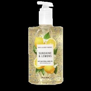 Bath & Body Works Sunshine & Lemons Hand Sanitizer
