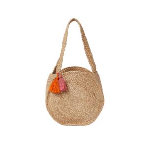 H&M Jute Beach Bag
